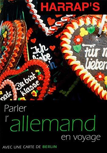 9780245507694: Parler l'allemand en voyage (Harrap's)