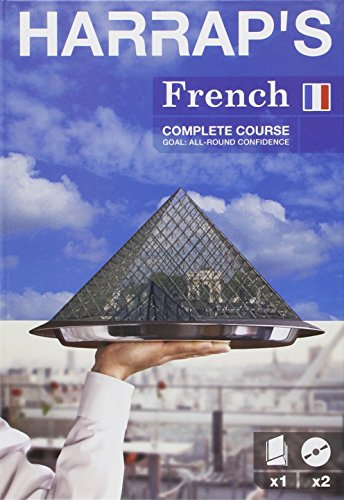 9780245508127: Harrap'S Complete Course : French for English Speakers