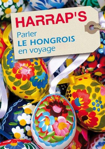 9780245509025: HARRAP'S Parler LE HONGROIS en voyage