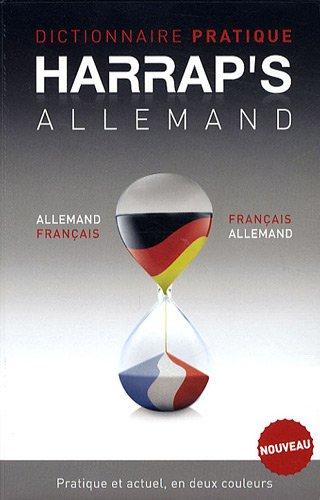 9780245509360: Harrap's dictionnaire pratique français-allemand et allemand-français