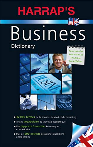 9780245509568: Harrap's Business Dictionary, English-French Francais-Anglais (French Edition)