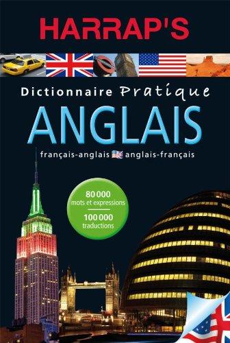 9780245509773 - Harrap: Dictionnaire pratique Anglais : Français-Anglais; Anglais-Français - Livre