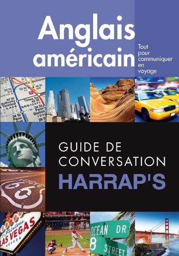 9780245509827: Guide de conversation Harrap's - Anglais am�ricain