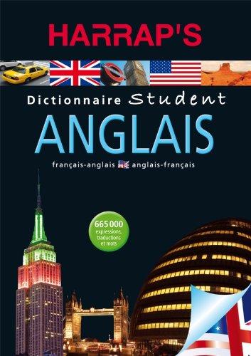 9780245509971: Harrap's Student Dictionnaire Anglais-Francais / Francais-Anglais (French Edition)