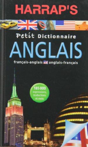 9780245510007: Harrap's Petit Dictionnaire: francais - anglais/ anglais - francais (Nautical canals of Europe series)