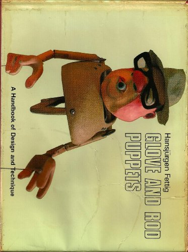 9780245518560: Glove and Rod Puppets