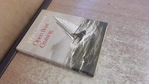 9780245518744: Open Boat Cruising