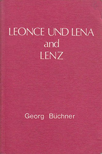 Leonce and Lena: Buchner, Georg