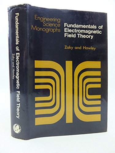 9780245520235: Fundamentals of Electromagnetic Field Theory
