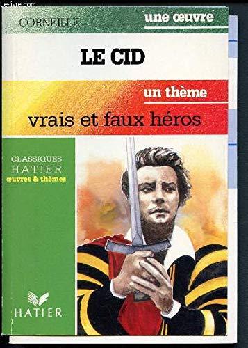 9780245522475: Le Cid