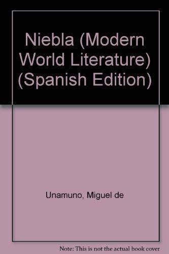 Niebla (Modern World Literature): Unamuno, Miguel de