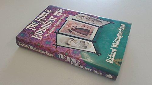 9780245523991: The Riddle of Birdhurst Rise: the Croydon Poisoning Mystery