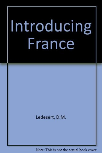 9780245529047: Introducing France