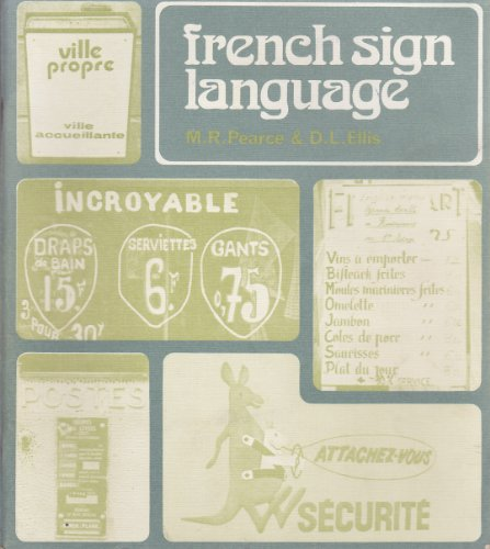 9780245530760: French Sign Language