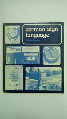 9780245530913: German Sign Language: Reading Comprehension Activities