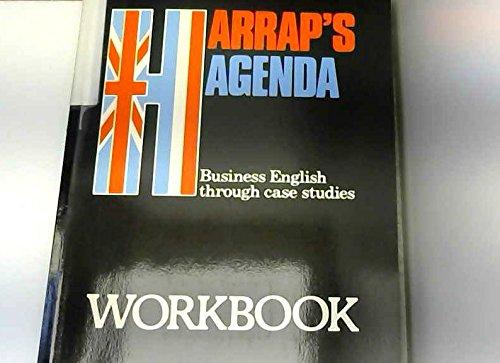 9780245533471: Agenda: Workbk: Business English Through Case Studies (Harrap's language library)
