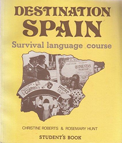 DESTINATION SPAIN: MARGARET CHRISTINE MAUD