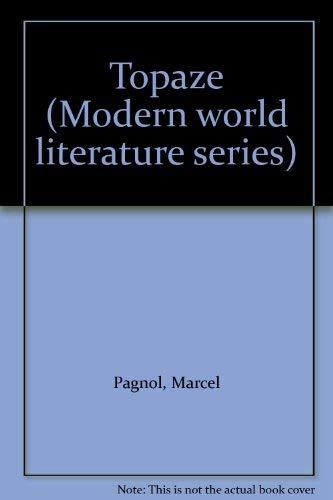 9780245533709: Topaze (Modern world literature series)