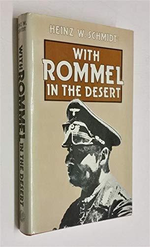 9780245536069: With Rommel in the Desert