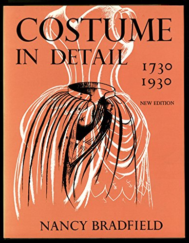 9780245536083: Costume in Detail: Women's Dress, 1730-1930