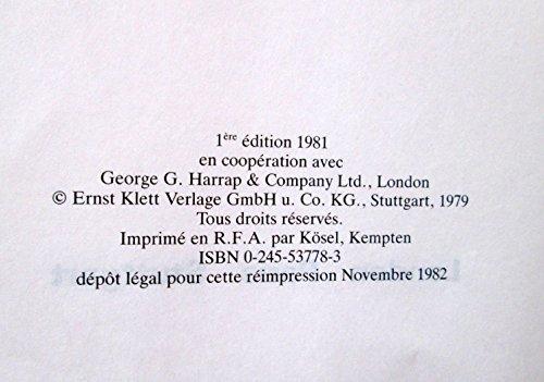 9780245537783: Harrap weis mattutat alle fran complet 092193