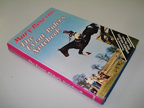 9780245542091: The Event-Rider's Notebook