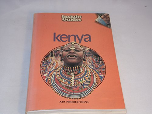9780245542893: Kenya (Insight guides)