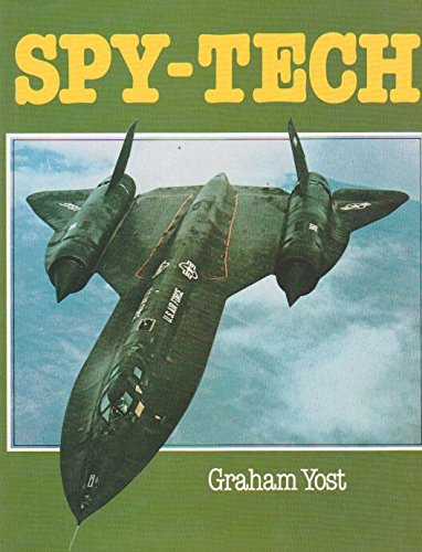9780245543357: Spy-tech