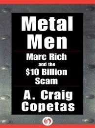 9780245544064: Metal Men: Marc Rich and the Ten Billion Dollar Scam