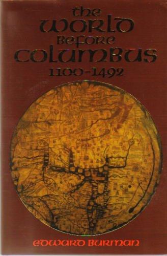 9780245547300: The World before Columbus 1100-1492