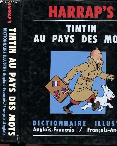 9780245549618: Tintin Illustrated Dictionary: English-French, French-English