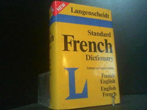 9780245549731: Langenscheidt's Standard French-English, English-French Dictionary