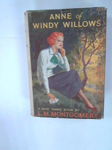 9780245551291: Anne of Windy Willows