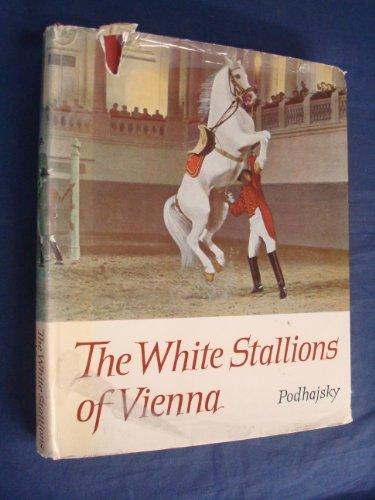 9780245551390: White Stallions of Vienna