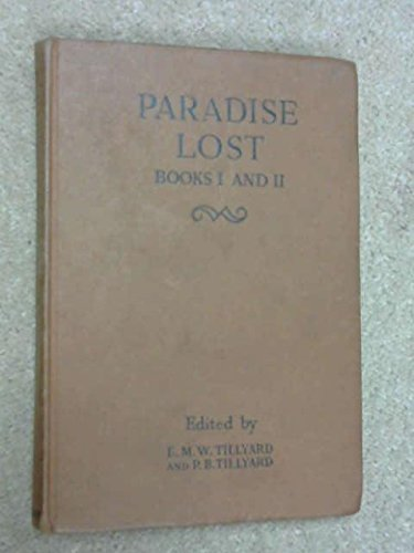 Paradise Lost: Bk. 9 & 10 (9780245558832) by John Milton