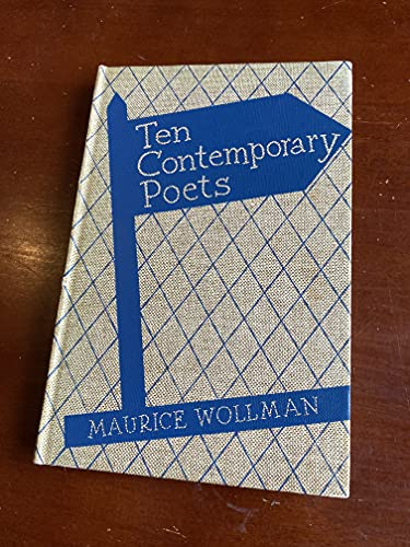 9780245558962: Ten Contemporary Poets (English Classics)