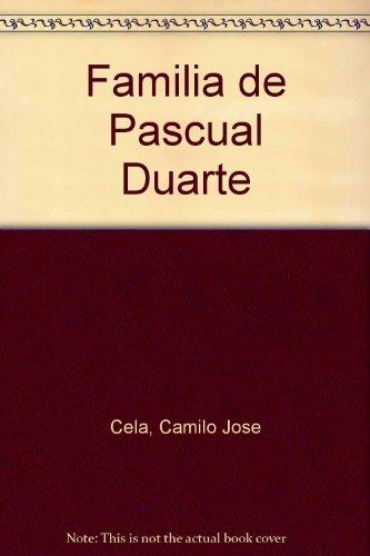 9780245560002: Familia de Pascual Duarte