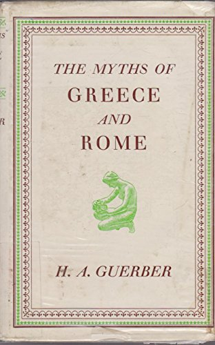 9780245569180: The myths of Greece & Rome