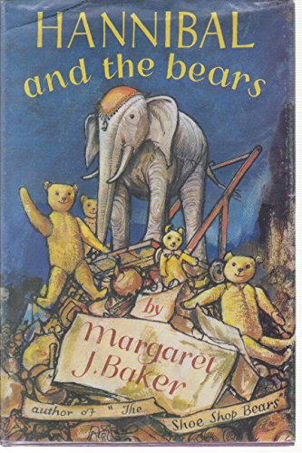 9780245582134: Hannibal and the Bears
