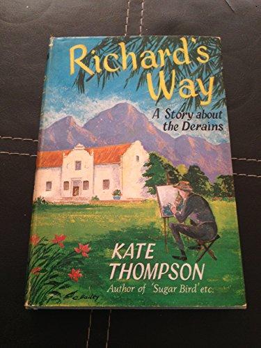 9780245582387: Richard's Way