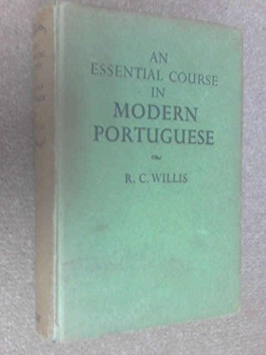 9780245582738: Essential Course in Modern Portuguese