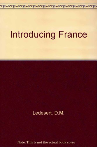 9780245585845: Introducing France