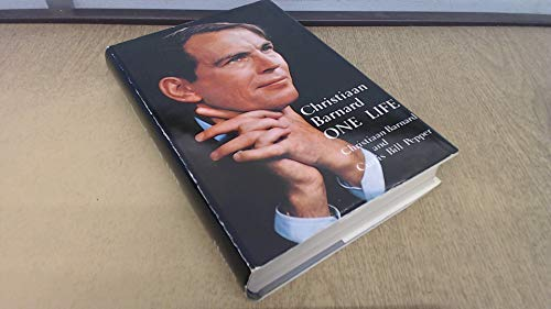 9780245599521: Christiaan Barnard: one life,