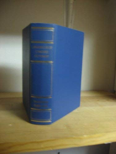 Langenscheidt's Standard Greek-English, English-Greek Dictionary