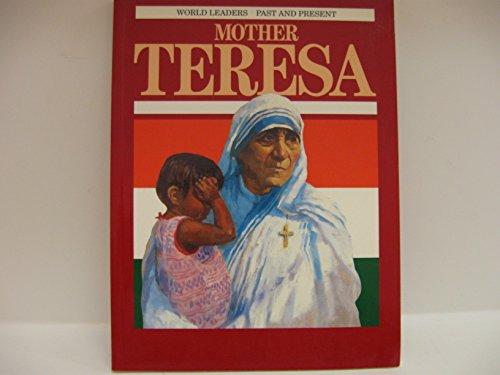 9780245601316: Mother Teresa (World Leaders Past & Present)