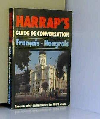 9780245602634: HARRAP/GUID.CON.FR/HONGR
