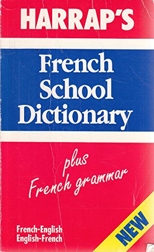 9780245602955: Harrap's Student French Dictionary