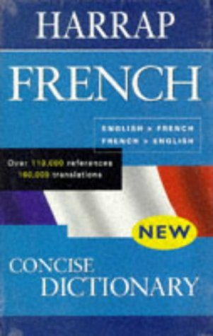 Harrap's French Concise Dictionary
