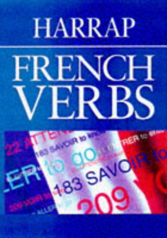 9780245606397: Harrap French Verbs (Harrap French study aids)