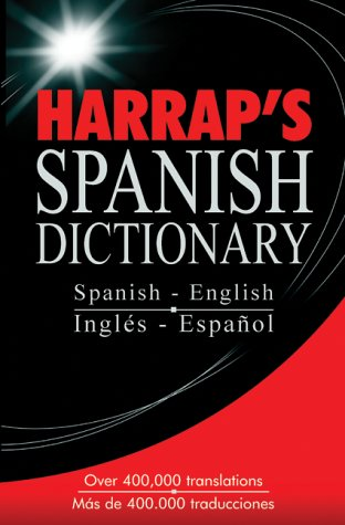 9780245606809: Harrap Spanish-english/english-spanish Dictionary